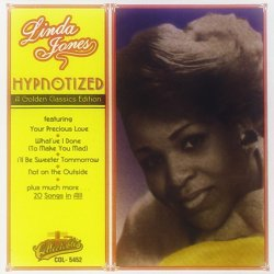 Linda Jones - Hypnotized: 20 Golden Classics (1994)