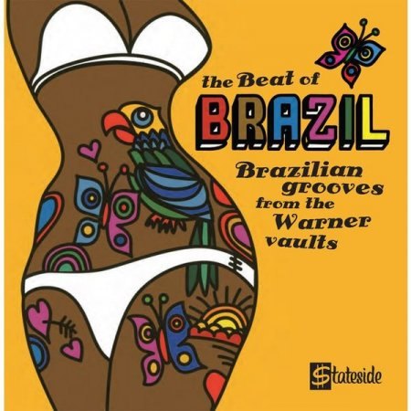 VA - The Beat Of Brazil: Brazilian Grooves From The Warner Vaults (2016)