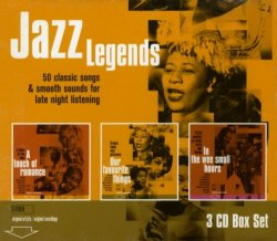 V.A. Jazz Legends - 50 Classic Songs And Smooth ...