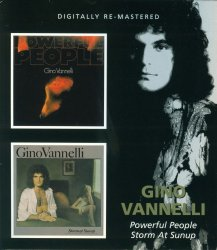Gino Vannelli - Powerful People / Storm At Sunup (2009)