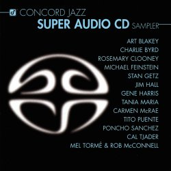 Concord Jazz Super Audio CD Sampler (2003) [SACD]
