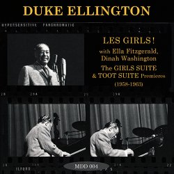 Duke Ellington - The Girls Suite & Toot Suite Premieres 1958-1963 (2014)