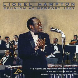 Lionel Hampton - Reunion At Newport 1967 (1993)