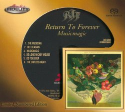 Return To Forever - Musicmagic (2016)