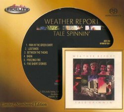 Weather Report - Tale Spinnin' (2016)