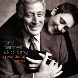 Tony Bennett & K.D. Lang - A Wonderful World (2002) [SACD]