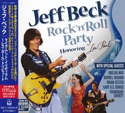 Jeff Beck - Rock 'n' Roll Party: Honoring Les Paul (2017)