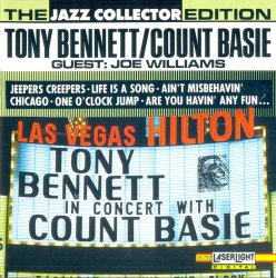 Tony Bennett & Count Basie - The Jazz Collector Edition (1990)