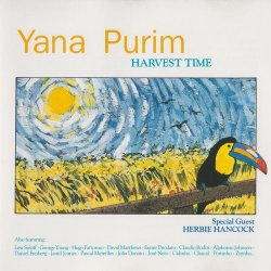 Yana Purim - Harvest Time (1990)