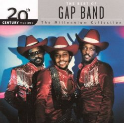 The Gap Band - The Best Of Gap Band (2000)