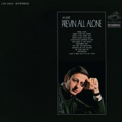 Andre Previn - All Alone (2017) [Hi-Res]