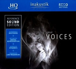 Great Voices: In-Akustik Reference Sound Edition (2011)