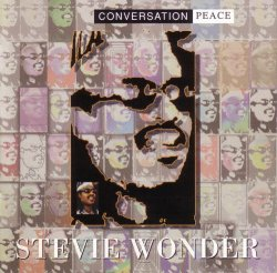 Stevie Wonder - Conversation Peace (1995) [Vinyl]