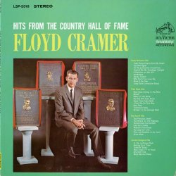 Floyd Cramer - Hits From The Country Hall Of Fame (2015) [Hi-Res]