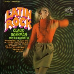 Claus Ogerman And His Orchestra - Latin Rock (2017) [Hi-Res]
