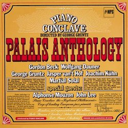 Piano Conclave - Palais Anthology (2017) [Hi-Res]