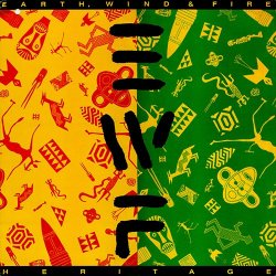 Earth, Wind & Fire - Heritage (1990) [Vinyl]
