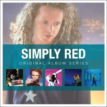 Simply Red - Original Album Series (2011)