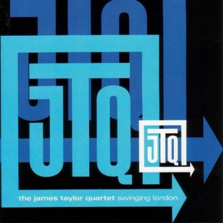 The James Taylor Quartet - Swinging London (2000)