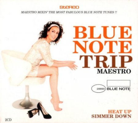 Label: Blue Note / EMI 	Жанр: Soul-Jazz, Smooth