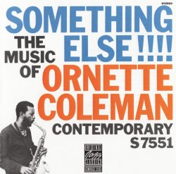 Ornette Coleman - Something Else!!!! 1958/1988 Lossless