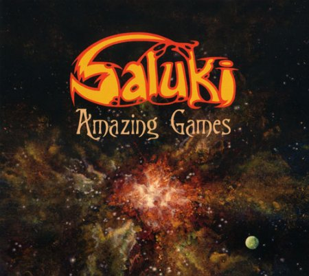 Saluki - Amazing Games (2018)