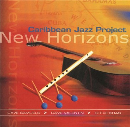 Caribbean Jazz Project - New Horizons (2000)
