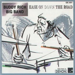 Buddy Rich Big Band - Ease On Down The Road (1974) Lossless