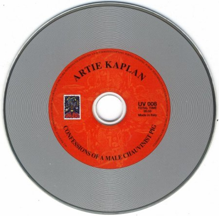 Artie Kaplan - Confessions Of A Male Chauvinist Pig (1972) (2001) lossless