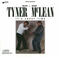 McCoy Tyner & Jackie McLean – It's About Time (1985) Lossless