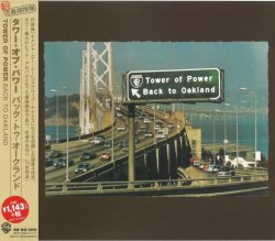 Tower Of Power - Back To Oakland (1974) (Japan ...