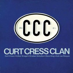 Curt Cress Clan - CCC (1975) (Remastered, 2010)