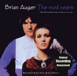 Brian Auger - The Mod Years (1965-69) (Remastered, 2011) Lossless