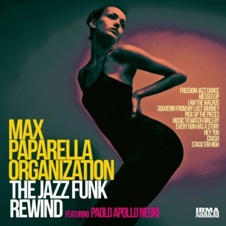Max Paparella Organization - The Jazz Funk Rewind ...