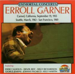 Erroll Garner - Immortal Concerts (1955-69) (1996) Lossless