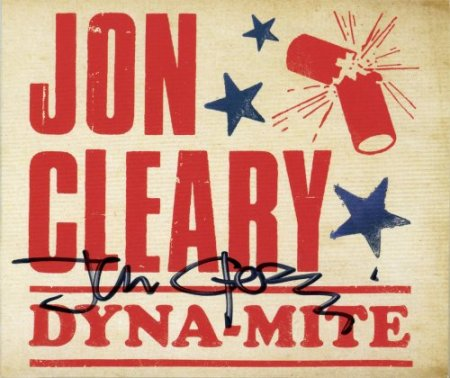 Jon Cleary - Dyna-Mite (2018)