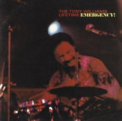 The Tony Williams Lifetime - Emergency! (1969) ...