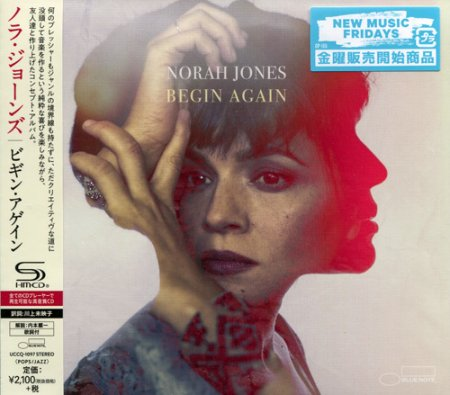 Norah Jones - Begin Again (2019) [SHM-CD]