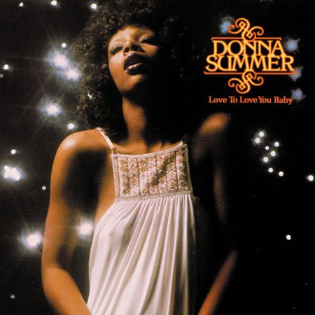 Donna Summer - Love To Love You Baby (2013) [Hi-Res]