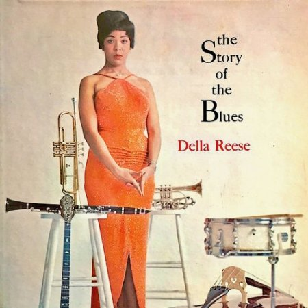 Della Reese - The Story Of The Blues (2019) [Hi-Res]