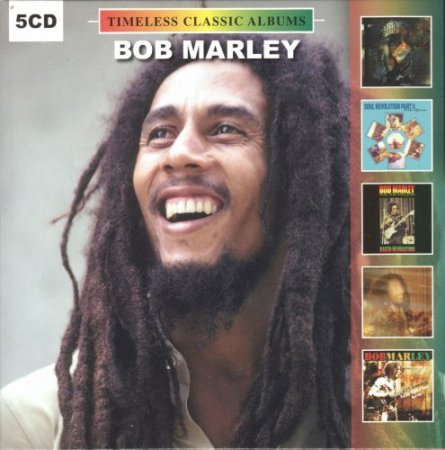 Bob Marley - Timeless Classic Albums (2019)