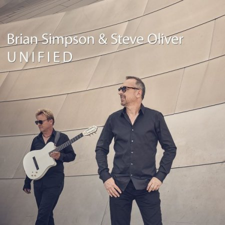 Brian Simpson & Steve Oliver - Unified (2020)
