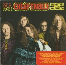 Big Brother And The Holding Company - Sex, Dope and Cheap Thrills (1968) (Remastered, Special Edition, 2018) 2CD