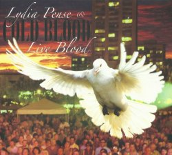 Lydia Pense & Cold Blood - Live Blood (DigiPak, 2008) lossless