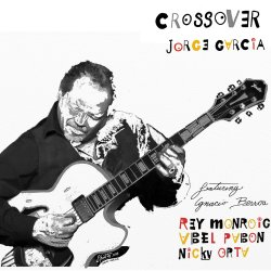 Jorge García - Crossover (2020) [WEB] Lossless