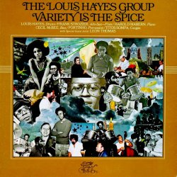 The Louis Hayes Group - Variety is the Spice (1979, Remastered, 2019) [WEB]